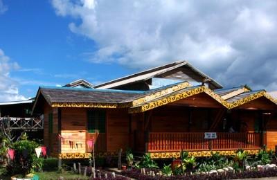 kampung sibuti homestay