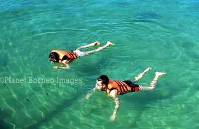 Manukan Island Snorkeling Package
